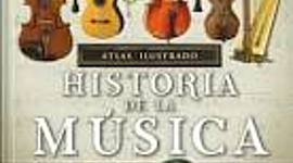 Eix cronològic Historia de la música timeline