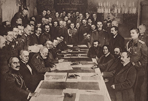 Tratado de Brest-Litovsky