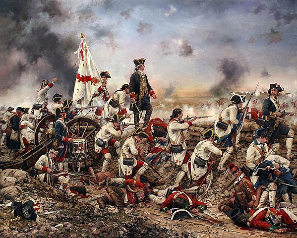 Guerra contra Reino Unido en la guerra de Independencia de Estados Unidos