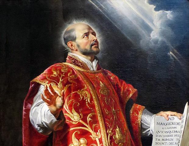 A jezsuita rend megalapítása