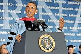graduated at Columbia University
