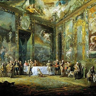 EJE CRONOLÓGICO UNIDAD 4: España en la órbita francesa: el reformismo de los primeros Borbones (1700-1788). timeline