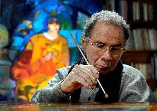Rafael Ángel Fernandez Piedra (abstractismo)