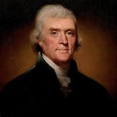 Thomas Jefferson timeline