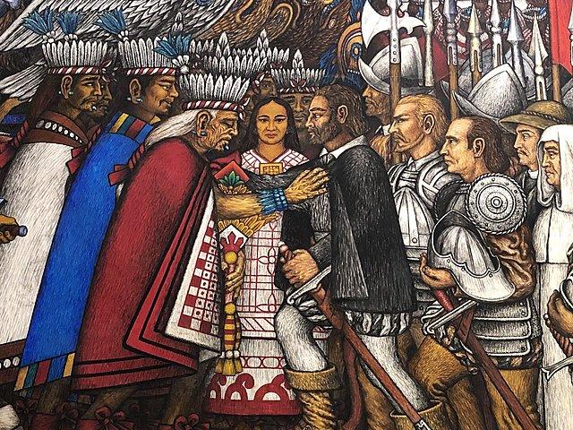 Tlaxcaltecas Vs Hernán Cortés