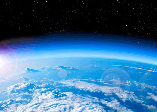 CREACIÓN DE LA CAPA DE OZONO