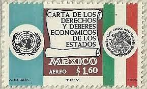 Aprobación de la Carta de Deberes y Derechos Económicos de los Estados.