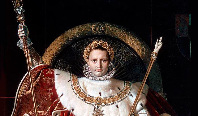 Napoleó com a emperador