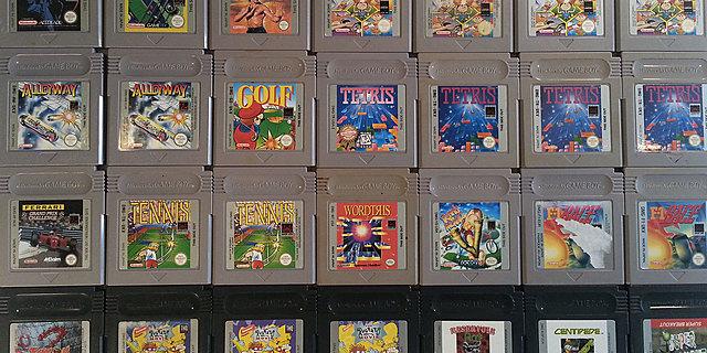 La historia se repite con Game Boy