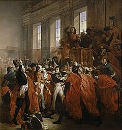 Coup of 18th Brumaire