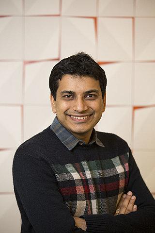 Vishal joins the team!