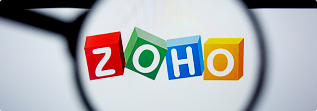 AccountingSuite™ integrates with Zoho CRM