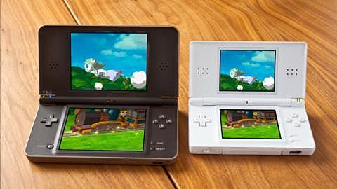 Nintendo DSi y Ssi XL
