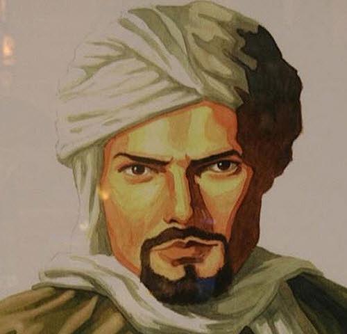 Famous Muslim traveler Ibn Battuta