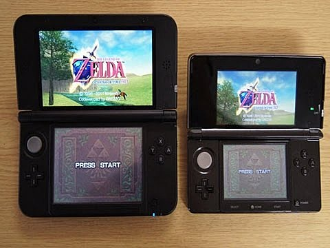 Nintendo 3DS y 3DS XL