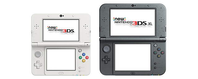 Nintendo New 3DS y New 3DS XL