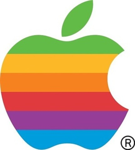 Apple gets colourful!