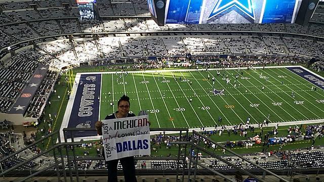 Visita a Dallas