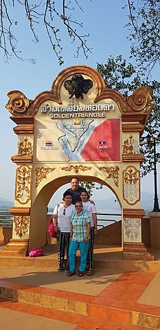 De regreso a Tailandia
