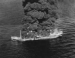 Ataque a buques petroleros mexicanos Potrero del Llano y Faja de Oro