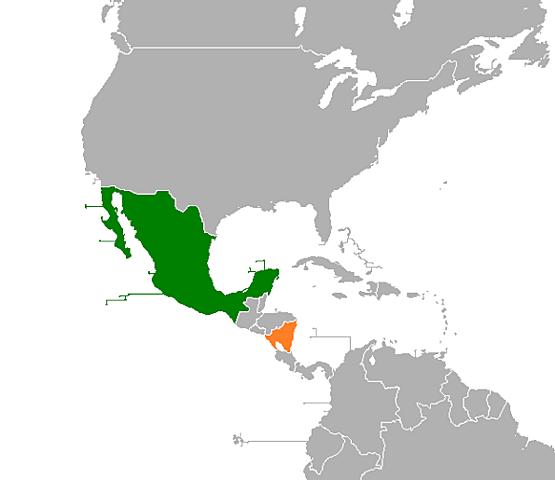 México rompe relaciones con Nicaragua