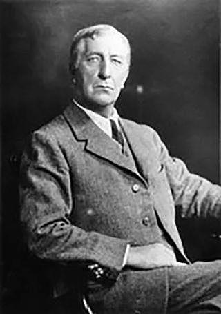 William Mc Dougal