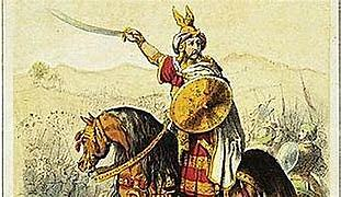 Conquesta muslmana de Barcelona