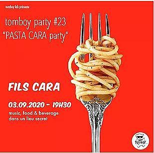 PASTA CARA PARTY