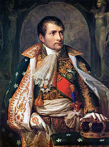 Nascita Napoleone