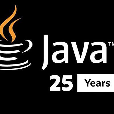 Evolución de Java 1991-2020 By Martin V. timeline