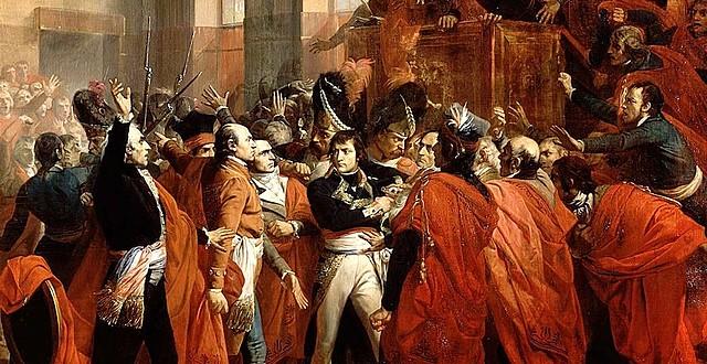 Napoleone ritorna in patria