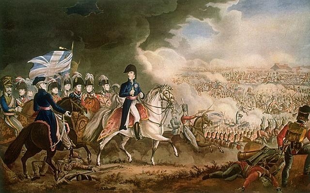 Invading Belgium