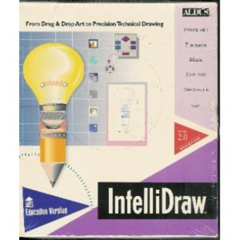 Intellidraw compentencia de Adobe Illustrator y el Aldus Freehand