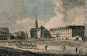 Fondation du collège des jésuites de Québec