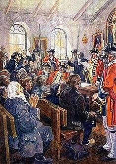 Deportation des Acadiens
