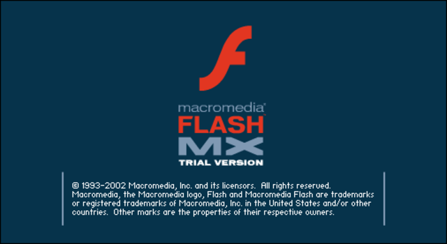 Macromedia Flash Player 6