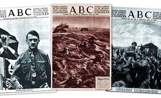 Déclaration de guerre contre l'Allemagne.