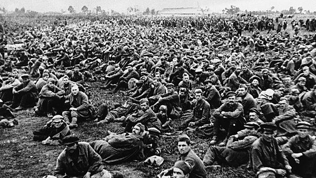Opération Barbarossa.