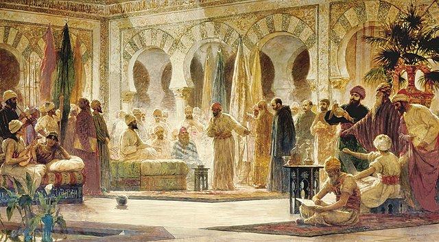 ABDERRAM III ES PROCLAMAT CALIFA