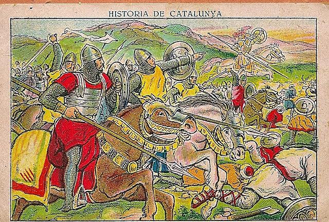 RECONQUESTA DE BARCELONA