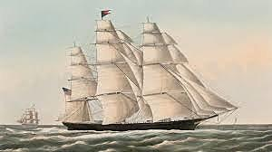 Rainbow, the first clipper ship, is launched.