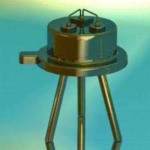 Primer Transistor de Germanio