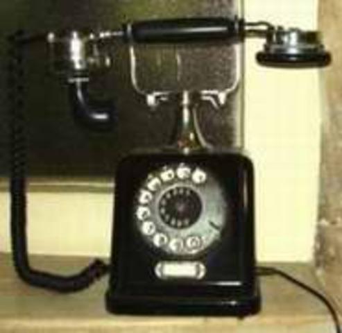 PRIMER TELEFONO PRIVADO