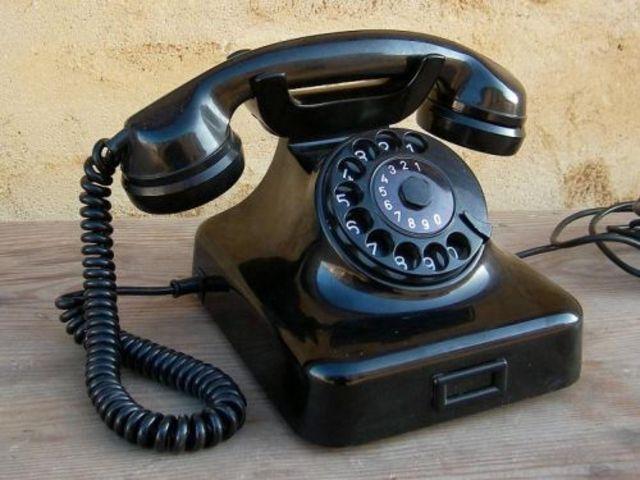 INAUGURACION DEL TELEFONO
