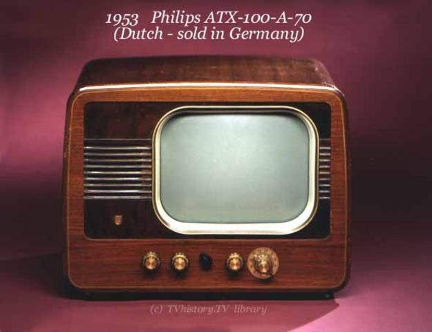 INICIO DE LA TELEVISION
