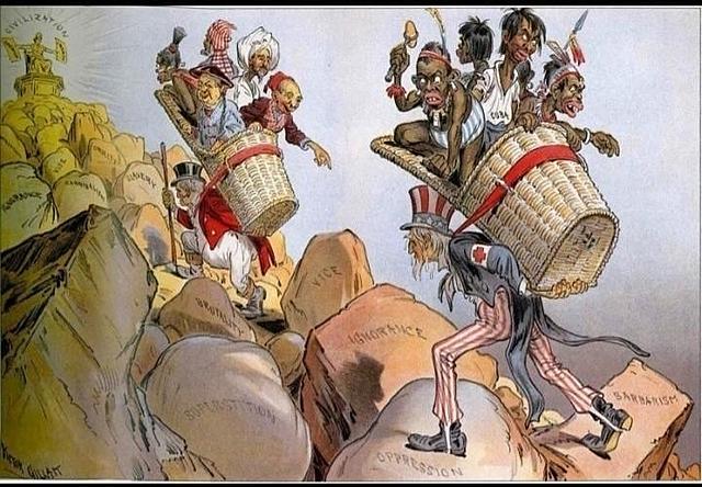 Imperialismo- missão civilizatória