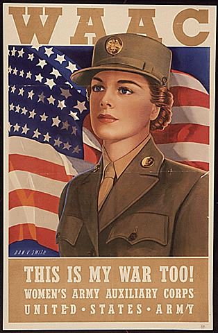 Women's Army Auxiliary Corps (WAAC) is started