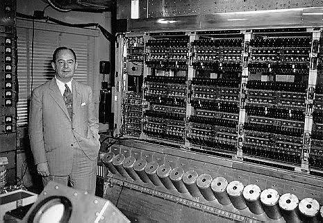 PRIMERA COMPUTADORA DIGITAL ELECTRÓNICA LLAMADA ENIAC
