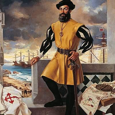 Ferdinand magellan's timeline