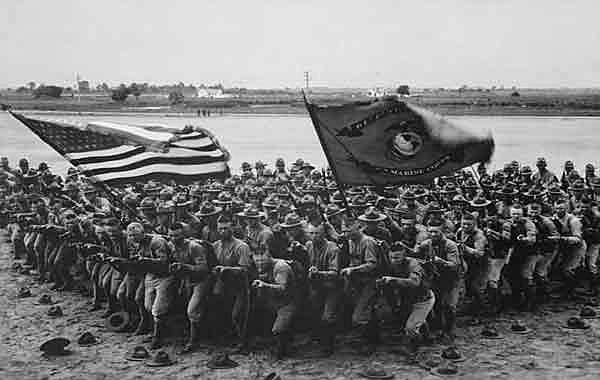 EUA- primeira guerra